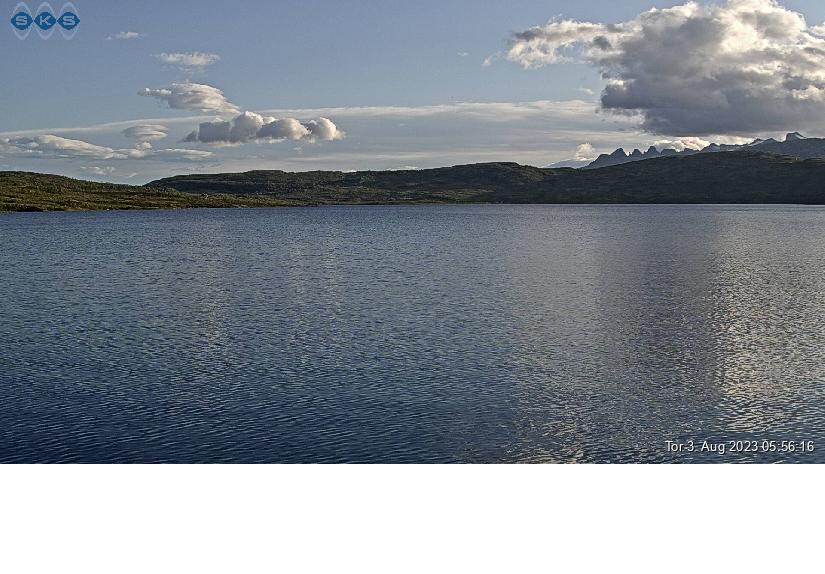 Sundsfjord - Langvatnet